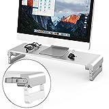 TATE GUARD Verstellbarer Aluminiumlegierung Computer Monitorständer für Monitorständer zum...