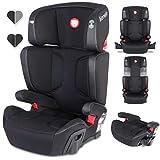 Lionelo Hugo Kindersitz mit ISOFIX, Autositz Gruppe 2-3 (15-36 kg), Sitzerhöhung, ECE R44/04...