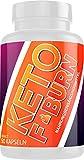ADEMA NATURAL | Stoffwechsel EXTREM SCHNELL | hochwertige Inhaltsstoffe | Keto F Burn, 50 Kapseln