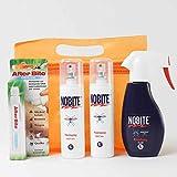RENNER XXL Nobite Sorglospaket, Nobite Haut-Spray + Nobite Kleidung + AfterBite MÜCKENSCHUTZ...