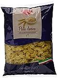 mamma lucia Pasta Creste di Gallo - Hahnenkopf, 20er Pack (20 x 500 g)