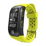 Kafuty IP68 wasserdichtes Smart-Armband, GPS-Bluetooth-Multifunktionssportuhr,...