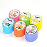 gfvytftrftr außergewöhnlich süßer Fruchtgeschmack Nail Art Vanish Remover Feuchttücher Papier...