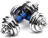 BATOWE Hantel Body Workout Startseite Gymnastik Dumbbell Hand Gewicht Barbell Perfekt Gewicht...