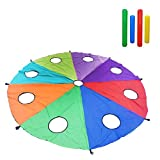 Lifesongs Spiel Kinder Gopher Lernspielzeug Spielschirm,Durchmesser 3 Meter 9 Löcher Mit Vier...