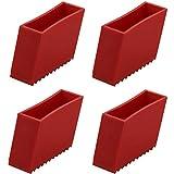 4 x Schutzkappen für Holz-Leiter JUMBO Abdeck-Kappe Leiterschuh Leiterfuß