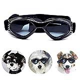 PEDOMUS Hunde Sonnenbrille Verstellbarer Riemen für UV-Sonnenbrillen Wasserdichter Schutz für...