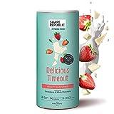 Shape Republic Beauty Slim Shake Strawberry & White Chocolate (420g) | Gewichtsmanagement Shake für...