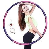 Hula Hoop Reifen - Surwit Hula Hoop für Erwachsene & Kinder zur Gewichtsabnahme und Massage,...