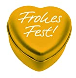 Dosenkerze 'Frohes Fest'