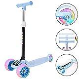 YouFen Kinder Roller Scooter - Kinderscooter für Mädchen und Jungen von 3 bis 12 Jahren,Premium...