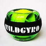Wrist Trainingsball Handgelenk-Gyro Ball, Rotary Power Gym Handtrainer, Gyro-Ball...