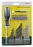 Bosch 2607017201 Promo Schrauberbit mit Handschraubendreher