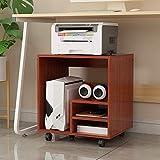 Tägliche Ausrüstung Drucker Desktop-Ständer Büro-Laser-Multifunktionsdrucker Kopiererscanner...