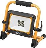 Brennenstuhl Akku LED Arbeitsstrahler JARO 3010 MA/LED Arbeitsleuchte 30W für außen IP54 (LED...