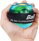 Khosd LED Muscle Power Ball Handgelenk Ball Trainer Entspannen Gyroskop PowerBall Gyro Arm Exerciser...