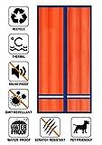 Liveinu Wärmeschutzvorhang Magnet Thermo Türvorhang Isolier Schutz Panel-Isolierung Thermovorhang...