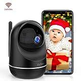 Victure Dualband 2,4Ghz und 5Ghz Baby Kamera 1080P berwachungskamera WLAN, FHD Babyphone mit...