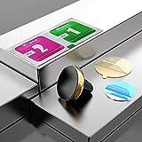 Autotelefonhalter Magnetische Entlüftungshalterung Mobiler Smartphone-Ständer Magnet-Stützzelle...