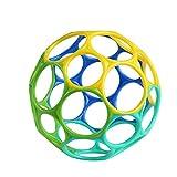 Bright Starts, Oball Classic, Flexibles und leicht Greifbares Design für Kinder jeden Alters,...