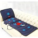Ganzkörper-Massage-Matte mit Wärme, Multi-Funktions-Shiatsu-Massagematte mit 9 Massage-Modi,...