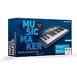 Music Maker – 2021 Performer Edition – Music Maker Premium 2021 Edition + USB-Pad-Controller