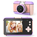 joylink Kinder Kamera, Kinder Digital Kamera 16MP 1080P HD Videokamera Digitalkamera Kinder und 32...