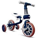 Baby Balance Fahrrad, 2 In 1 Laufrad, Verstellbarer Sitz, Pflegen Sie Einen Gleichgewichtssinn Und...