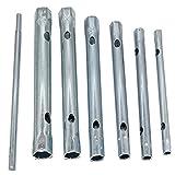 Adanse Rohrsteckschlüssel-Set, 6 mm – 17 mm