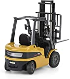 JYKOO 1:50 Modellbau Spielzeugauto Hochsimulation, Kinder Legierung Gabelstapler LKW Fahrzeug...