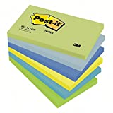 Post-it Notes Dreamy Collection 655MTDR – Selbstklebende Haftnotizzettel in 76 x 127 mm – 6...