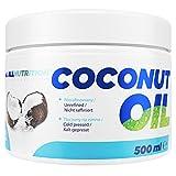 ALLNUTRITION Coconut Oil Unrefined ist ein hochwertiges unraffiniertes Kokosöl. Natives, nicht...