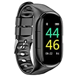 FGFGN Multifunktions Sport Smart Armband AI Smart Armband Fitness Tracker Herren Damen Bluetooth...