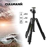 Cullmann Nanomax 400T Reisestativ inkl. Kugelkopf und Stativtasche (3 Auszüge, Tragfähigkeit...