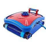 JXWWN Schwimmbadreiniger Speedcleaner Poolrunner, Filterleistung ca. 16 m/h, vollautomatisch, zur...