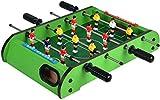 YUHT Tischfußball,Tischkicker,Kickertisch,Mini-Tisch-Billard-Spiel, Tischfußball-Maschine Aus Holz...