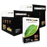5000 Blatt Druck- und Kopierpapier Marke versando DIN A4 80g/m² Kopierpapier, Druckerpapier,...