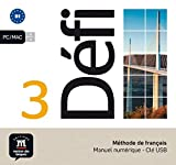 Défi 3 (B1): Manuel numérique - Clé USB