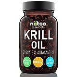 NATOO Essentials KRILL Oil 60gels