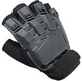 BUIOR fingerlose Handschuhe, für Motorrad, Wandern, Radfahren, Klettern, Fahren, Schießen,...