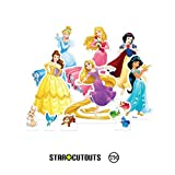 Star Cutouts TT011 Disney Princess Tischaufsatz für Partys, Hochzeiten und Veranstaltungen,...