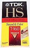 TDK Life On Record 30540 VHS Videokassette, 2,67 Std. Produktkategorie: Audio/Video...