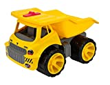 BIG - Power-Worker Maxi Truck - Kinderfahrzeug, geeignet als Sandspielzeug und für das...