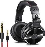 OneOdio DJ Kopfhörer, Studiokopfhörer, Over-Ear Headset, Adapter-frei Geschlossener Headphone...