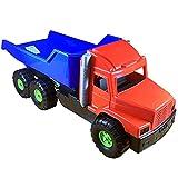 HUIJK Muldenkipper Sandspielzeug Kipplaster Truck Kipper XXL Dumper 75 cm Giant