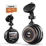 Dashcam 1080P Full HD, ThiEYE Autokamera Auto-Videorecorder mit 32 GB SD-Karte, 170°...