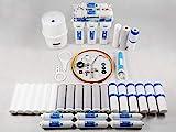 Umkehrosmoseanlage inkl. 3 Jahre Ersatzfilterset - 6 Stufen Filter - NSF Zertfiziert inkl....