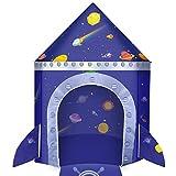 joylink Kinderspielzelt, Castle Spielzelt Playhaus Zelt für Jungen Kinder Schloss Zelt Spielhaus...