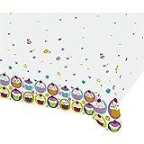 Muffin Tischtuch Törtchen Deko Tisch Decke 120 x 180cm Cupcakes Partytischdecke Cupcake Plastik...