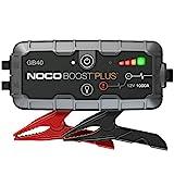 NOCO Boost HD GB40 1000 Ampere 12 Volt UltraSafe tragbares Lithium-Autobatterie-Starthilfe-Pack,...